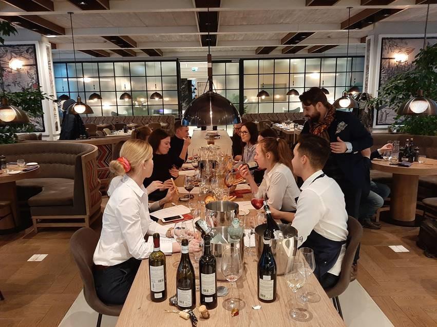 Tour po Polsce – Wine Direct & Santa Sofia