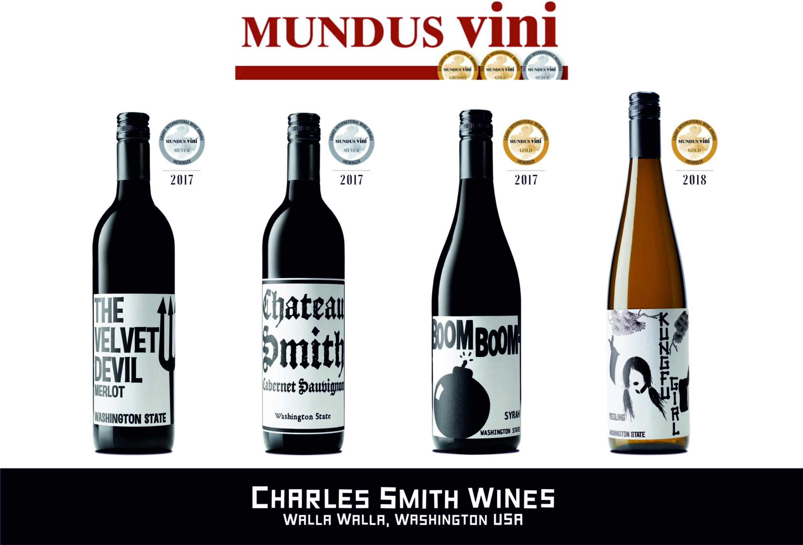 Nasze wina w Mundus Vini – edycja 2020
